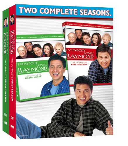Everybody Loves Raymond: The Complete Seasons 1 & 2