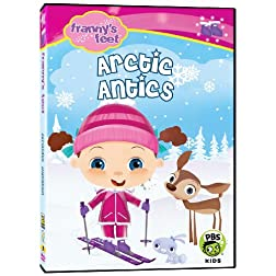 Frannys Feet: Artic Antics