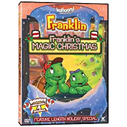 Franklin-Franklins Magic Christmas