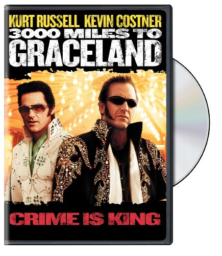 3000 Miles to Graceland (Keepcase)