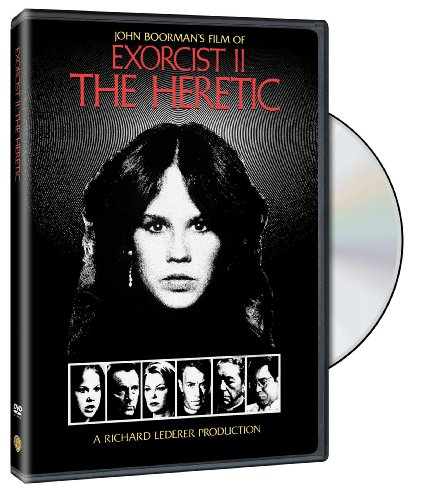 Exorcist II: The Heretic (Keepcase)
