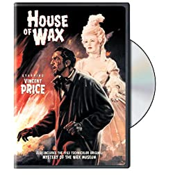 House of Wax (Keepcase)