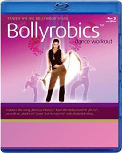 Bollyrobics Dance Workout [Blu-ray]