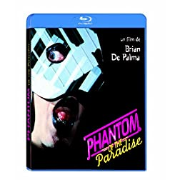 Phantom of the Paradise (Ultimate Edition) [Blu-ray]