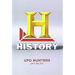 UFO Hunters Season 3: UFO Relics