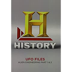 UFO Files: Alien Engineering (Part 1 & 2)