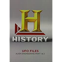 UFO Files: Alien Engineering (Part 1 & 2)