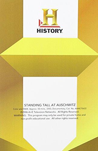 Standing Tall at Auschwitz
