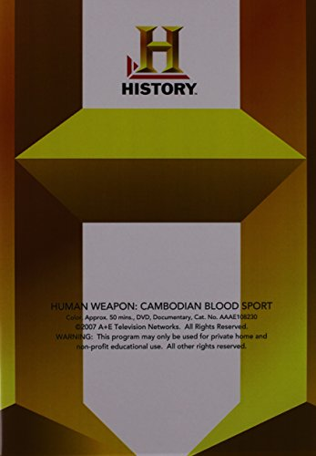 Human Weapon: Cambodian Bloodsport