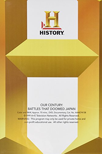 Our Century: Battles That Doomed Japan