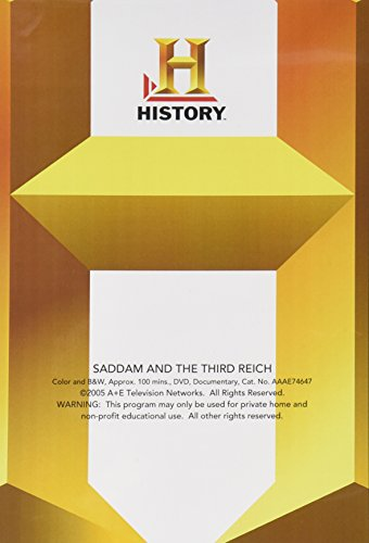 Saddam and the Third Reich