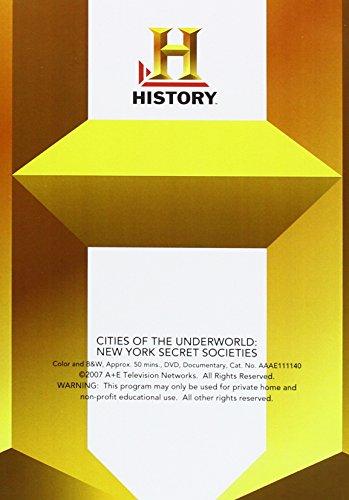 Cities of the Underworld: New York Secret Societies Season 2