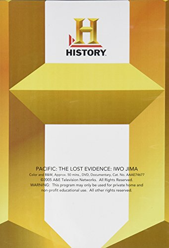 Pacific: The Lost Evidence: Iwo Jima