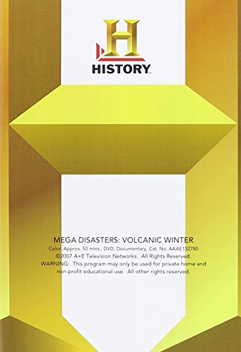 Mega Disasters Season 3: Volcanic Winter