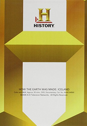 How the Earth Was Made: Iceland