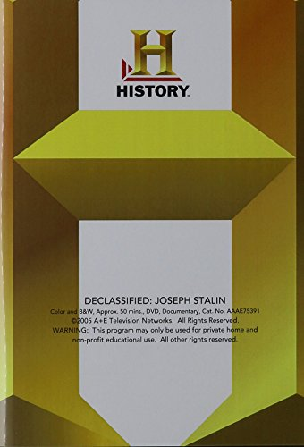 Declassified: Joseph Stalin