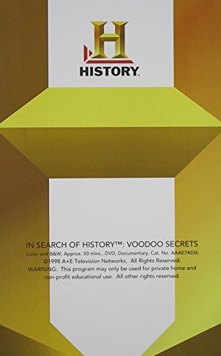 In Search of History: Voodoo Secrets