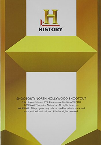 Shootout: North Hollywood Shootout