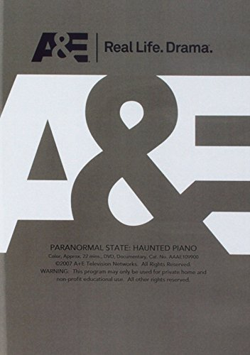 Paranormal State: The Haunted Piano