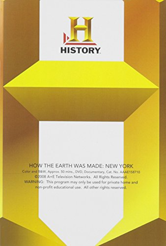 How the Earth Was Made: New York