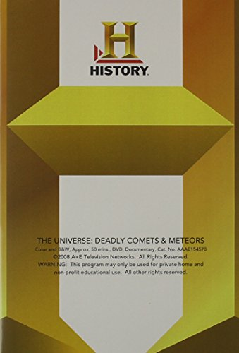 The Universe Season 3: Deadly Comets and Meteors