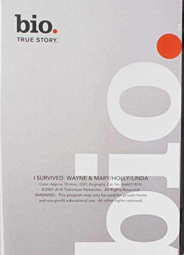 I Survived: Wayne & Mary/Holly/Linda (#6)
