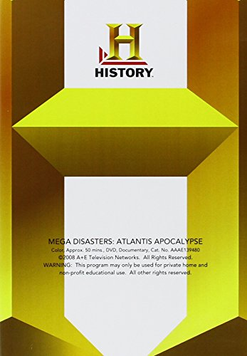 Mega Disasters Season 3: Atlantis Apocalypse