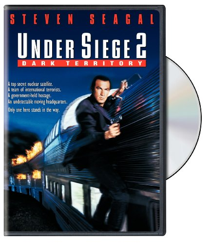 Under Siege 2: Dark Territory (Keepcase)