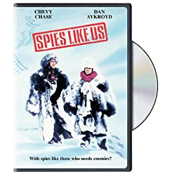 Spies Like Us (Keepcase)