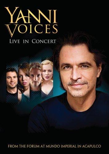 Yanni Voices Live in Concert