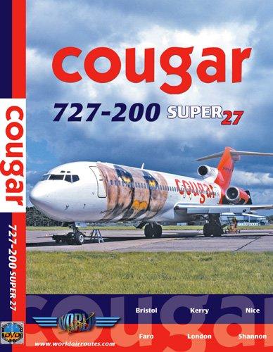 Cougar Boeing 727-200