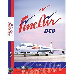 Fine Air Douglas DC8