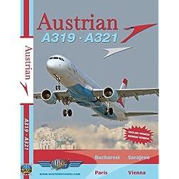 Austrian Airbus A319 & A321