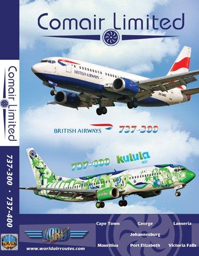 Comair, British Airways, Kulula Air Boeing 737