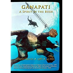 Ganapati / A Spirit in the Bush (Home Use)