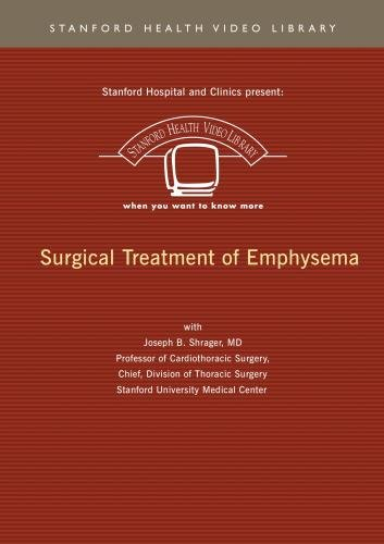 Surgical Treatment of Emphysema