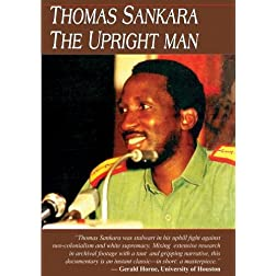 Thomas Sankara: The Upright Man