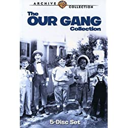 Our Gang Comedies (52 Shorts 1938-1942) (5 Discs)