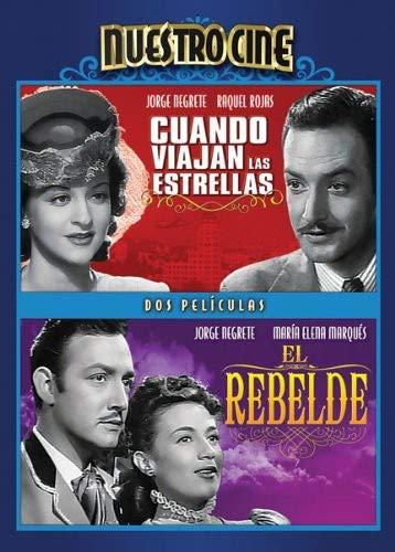 Cuando Viajan Las Estrellas & Rebelde (Full B&W)