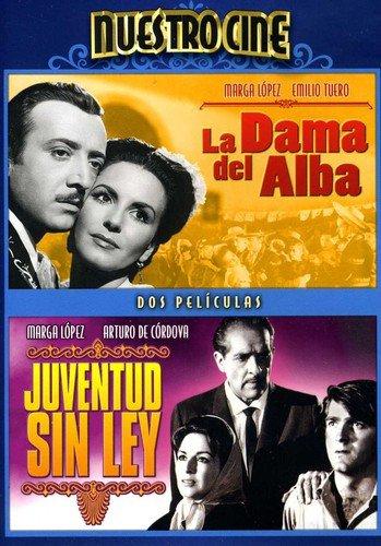 Dama Del Alba & Juventud Sin Ley (Full B&W)