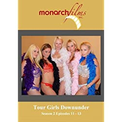 Tour Girls Downunder Season 2 Episodes 11 - 13