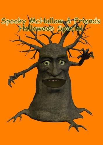 Spooky McHallow & Friends Halloween Special  (Halloween Stories)