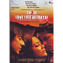 Three Love Lies Betrayal