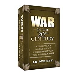 War in the 20th Century - Narrated by Walter Cronkite, Dan Rather and Robert Ryan! 18 DVD Set!