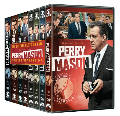 Perry Mason: Seasons 1-4