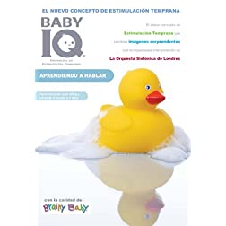 BRAINY BABY - BABY IQ: Aprendiendo a Hablar - First Words (SPANISH)