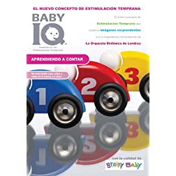 BRAINY BABY - BABY IQ: APRENDIENDO A CONTAR 1,2,3 Counting (SPANISH)