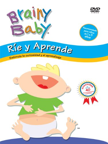 BRAINY BABY: RIE Y APRENDE - Laugh & Learn (SPANISH)