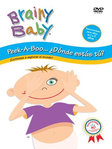 BRAINY BABY: DONDE ESTAS TU? - PEEK-A-BOO (Spanish)