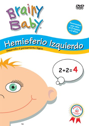 BRAINY BABY: HEMISFERIO IZQUIERDO - LEFT BRAIN (Spanish)